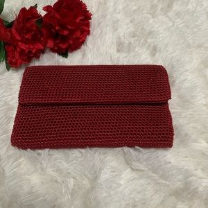 The Sak woven wallet